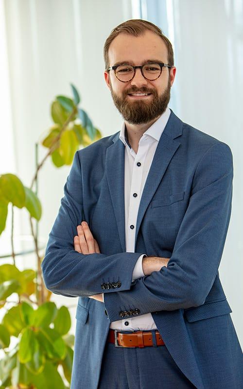 Bernhard Lugstein, BA